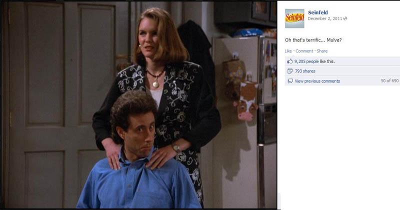 mulva delores seinfeld 50 Glorious Moments on Seinfeld