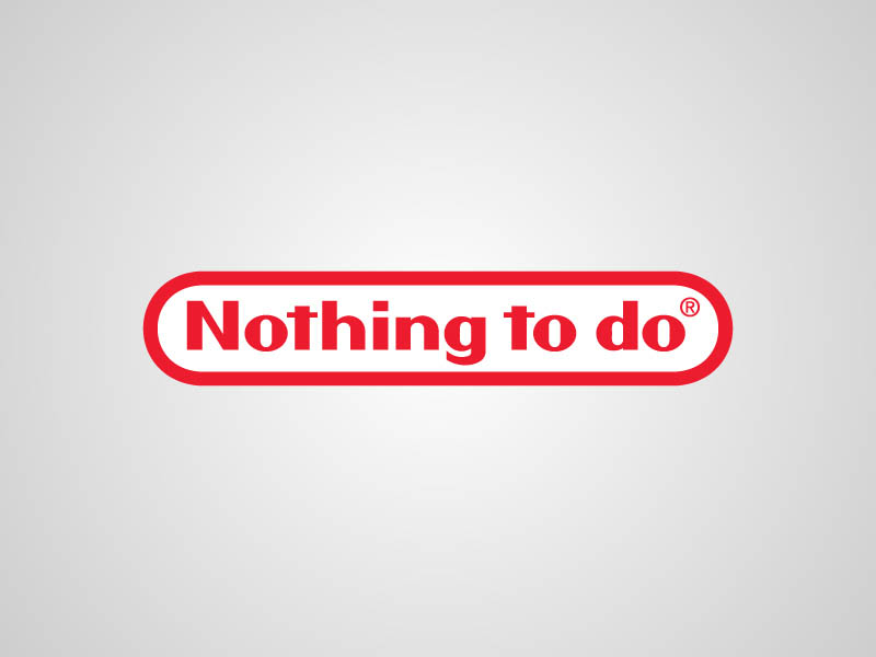 nintendo funny honest logo What if Logos Told the Truth?
