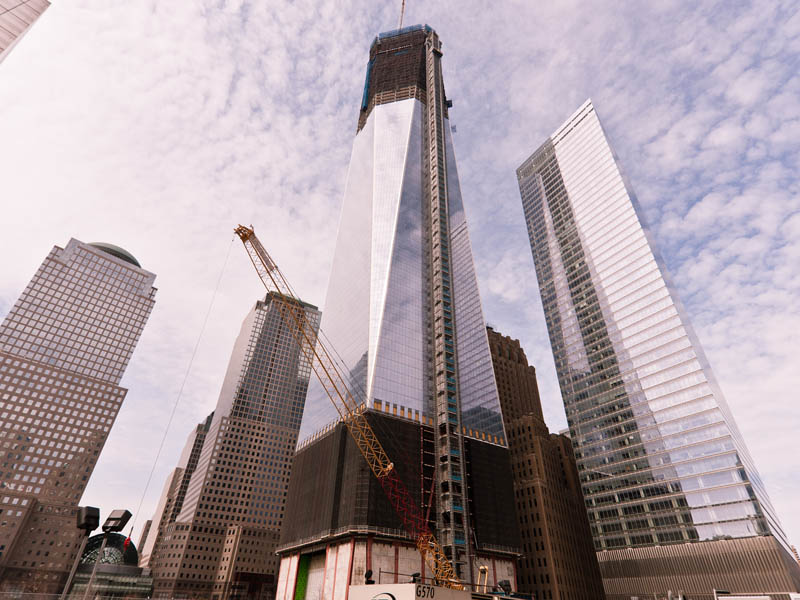 one world trade center tallest building in new york city Picture of the Day: The Tallest Building in New York