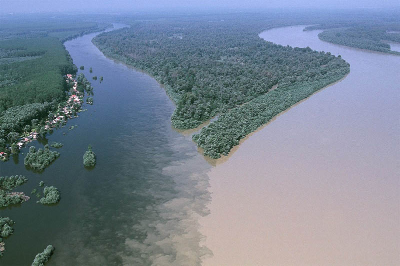 osijek croatia drava and danube rivers confluence 10 Things You Didnt Know About the Dead Sea