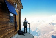 The Hut Above the Clouds on the Matterhorn