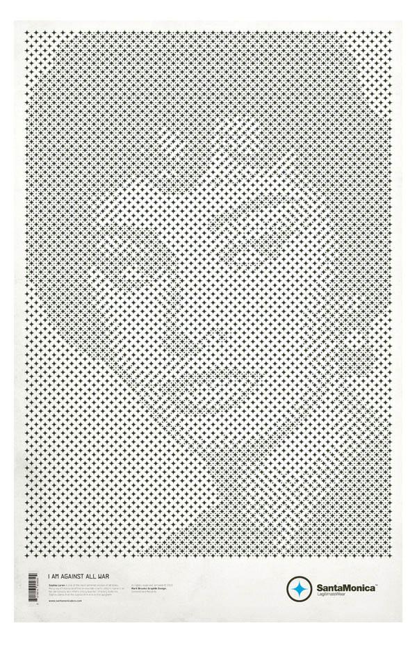 star grid posters mark brooks santamonica 10 13 Creative Star Grid Posters by Mark Brooks