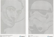 13 Creative Star Grid Posters by Mark Brooks