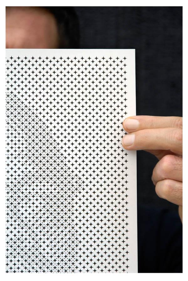 star grid posters mark brooks santamonica 7 13 Creative Star Grid Posters by Mark Brooks
