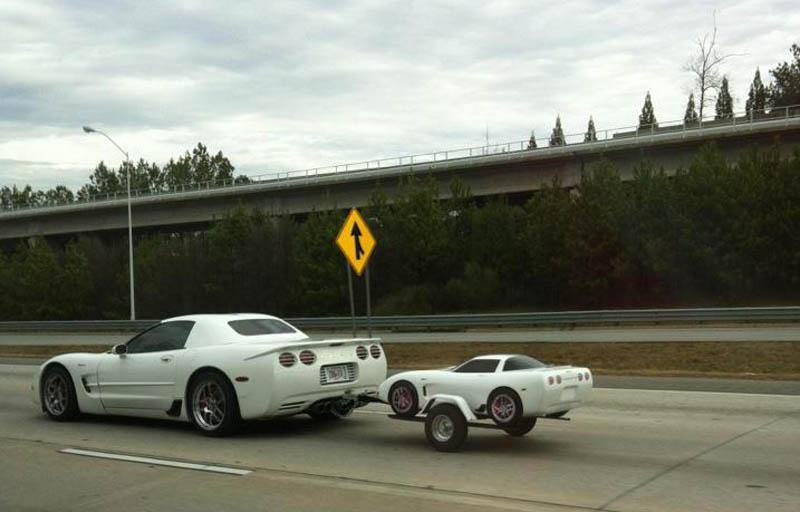 trailers that look like miniature cars 17 16 Bizarre Trailers That Look Like Miniature Cars