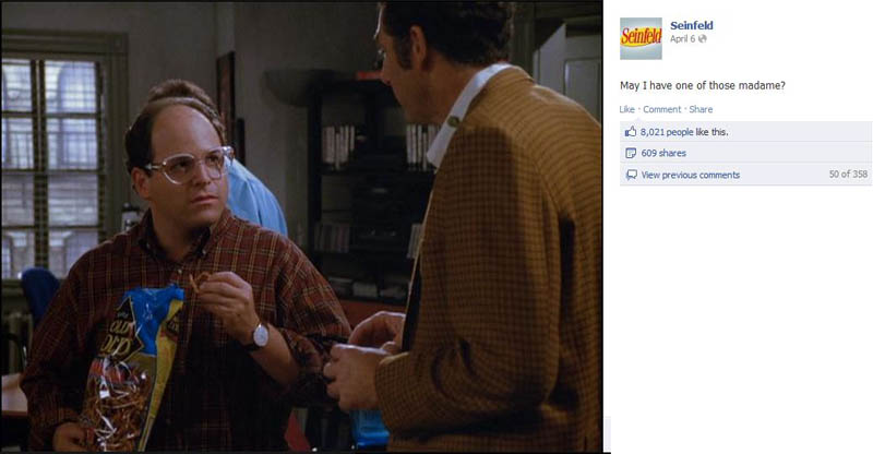 vanderbilt george seinfeld 50 Glorious Moments on Seinfeld