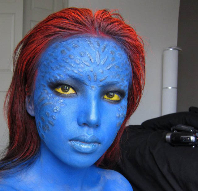 xmen youtube makeup celebrity promise pham 21 Amazing Transformations by a YouTube Makeup Queen