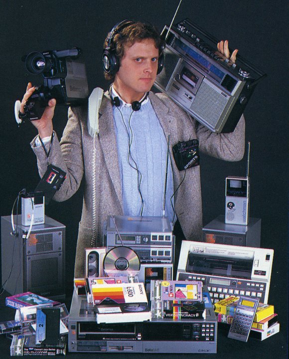 80s smartphone Picture of the Day: Your Smartphone in the 80s