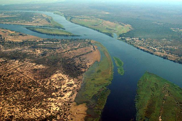 african quadripoint botswana namibia zambia zimbabwe Where Three Countries Meet: Famous Tripoints Around the World