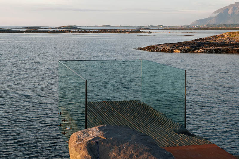 askevagen lookout 2 The Atlantic Road: Norways Construction of the Century