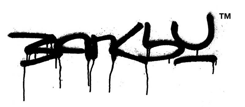 banksy tag logo 10 Latest Artworks from Banksy