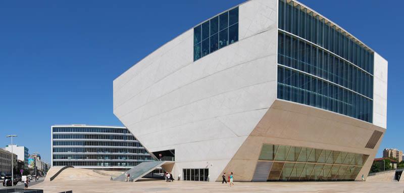casamusicaexterior 25 Incredible Concert Halls Around the World