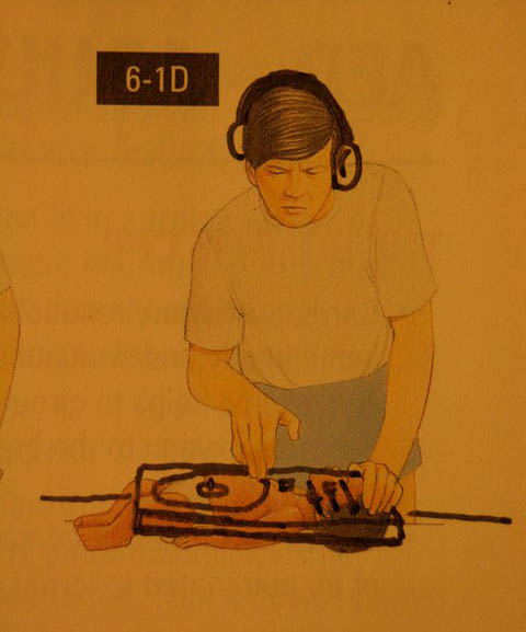 cpr baby dj photoshop funny 15 Famous People That Are Also Superstar DJs