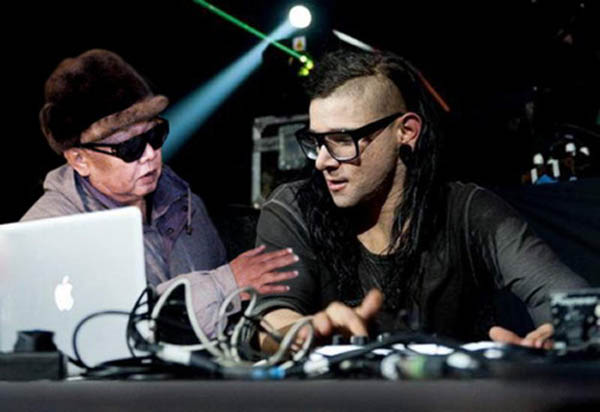 dj kim jong il funny picture photoshop 4 15 Famous People That Are Also Superstar DJs