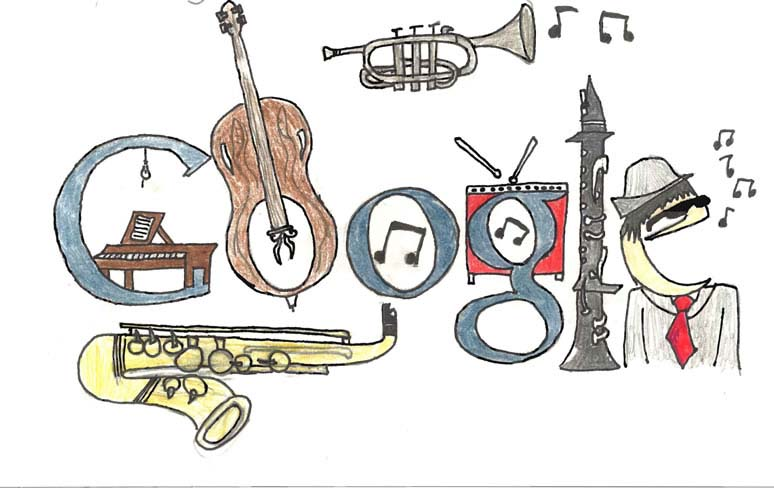 doodle for google 2012 winners grade 4 5 4 The Top 50 Google Doodle Contest Winners Gallery