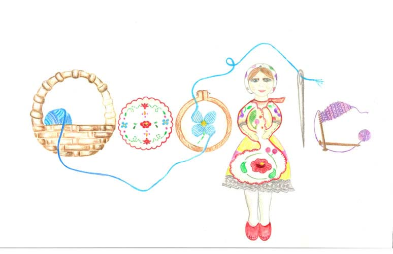 doodle for google 2012 winners grade 4 5 5 The Top 50 Google Doodle Contest Winners Gallery
