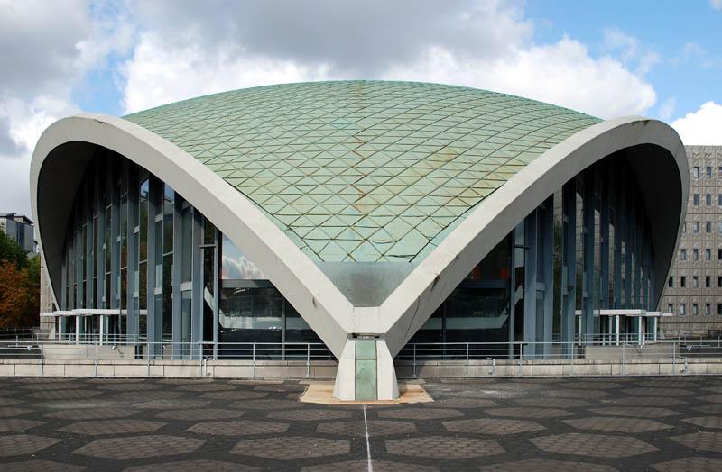 dortmund oper 2502 25 Incredible Concert Halls Around the World
