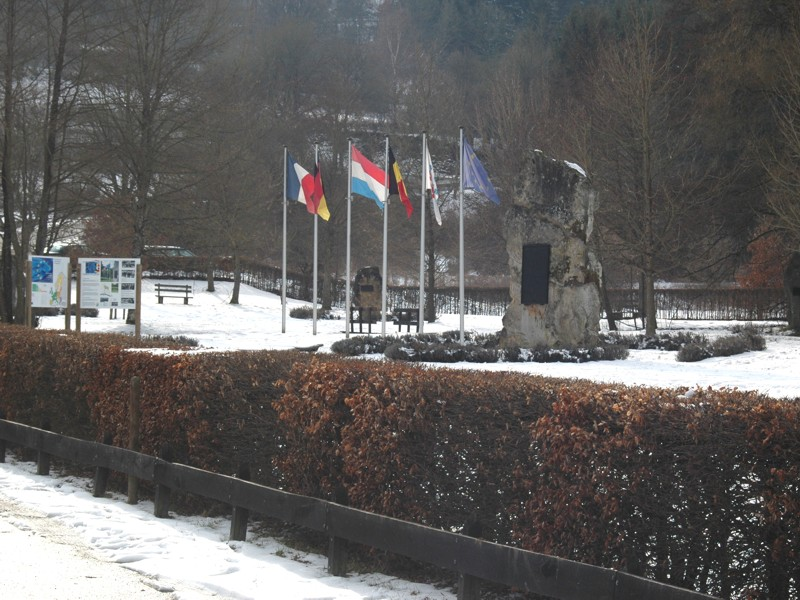 germany belgium luxemburg tripoint monument Where Three Countries Meet: Famous Tripoints Around the World