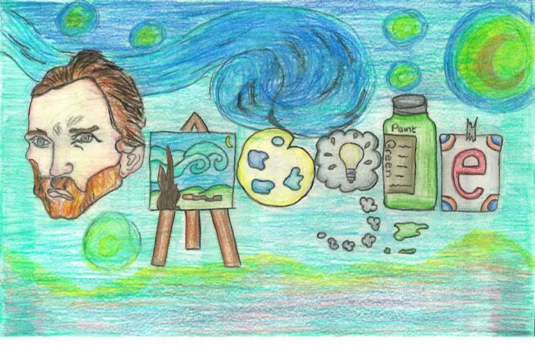 google doodle winners k 3 2012 2 The Top 50 Google Doodle Contest Winners Gallery