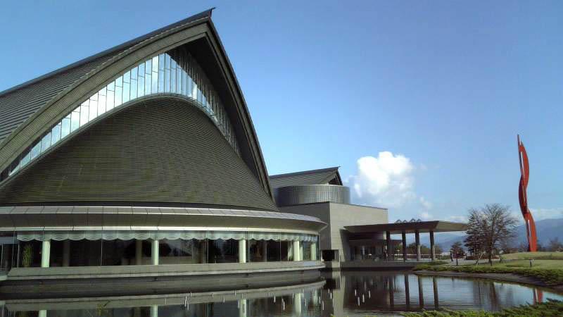 harmony hall fukui 25 Incredible Concert Halls Around the World