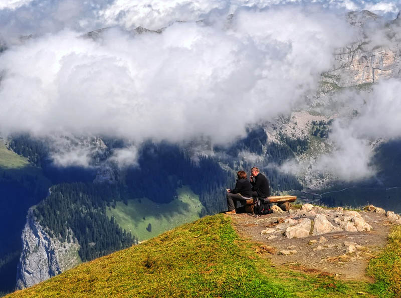Picture of the Day: Head in the Clouds