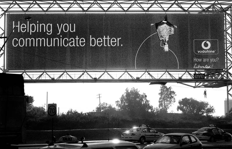 helping you communicate better june 2004 c dean sewell Billboard Bandits: An Intimate Portrayal of Culture Jamming