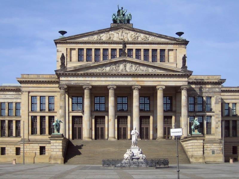 konzerths 3a 25 Incredible Concert Halls Around the World
