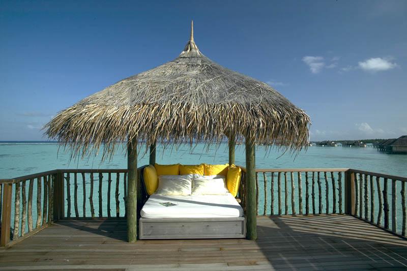 maldives resorts on the water stilt houses 9 The Amazing Stilt Houses of Soneva Gili in the Maldives