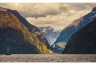 Picture of the Day: The Milford Sound Fjord in New Zealand