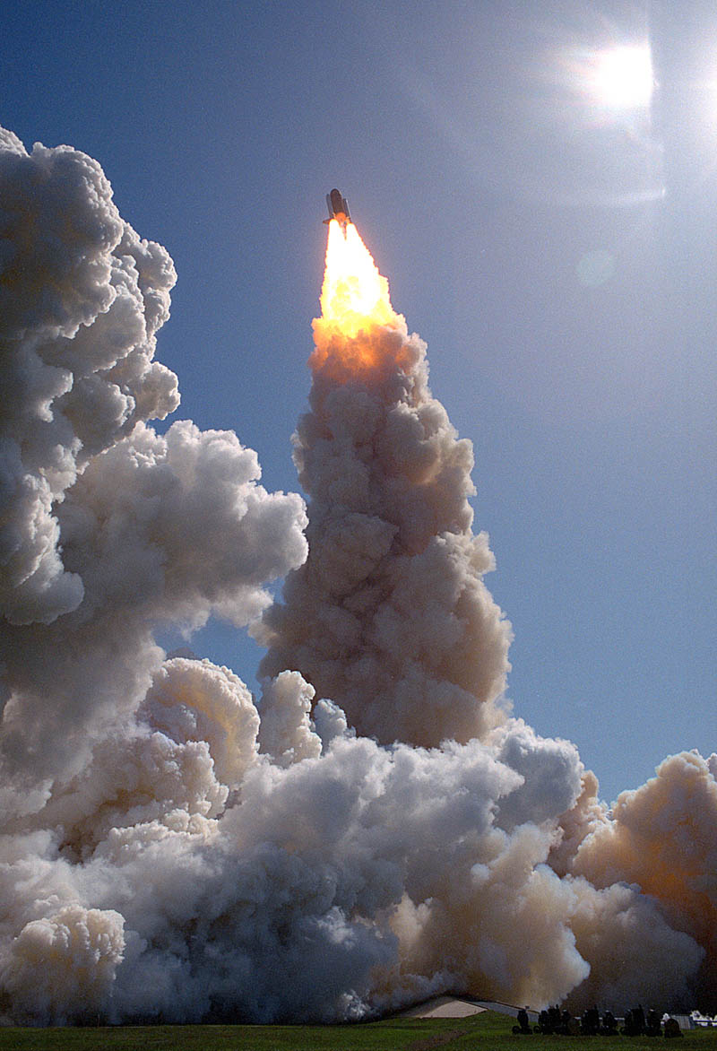 nasa rocket launch high quality 18 A History of NASA Rocket Launches in 25 High Quality Photos