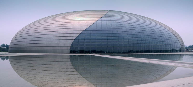 national grand theatre 25 Incredible Concert Halls Around the World