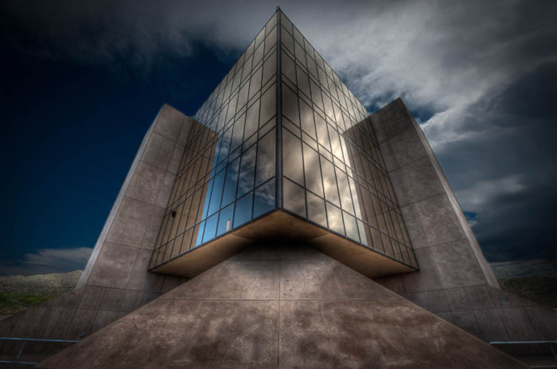 new mexico space history museum Incredible Architecture Photography by Dave Wilson