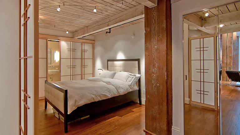 open concept hard loft exposed brick south beach san francisco 355 bryant 15 Stunning Open Concept Loft with Exposed Brick
