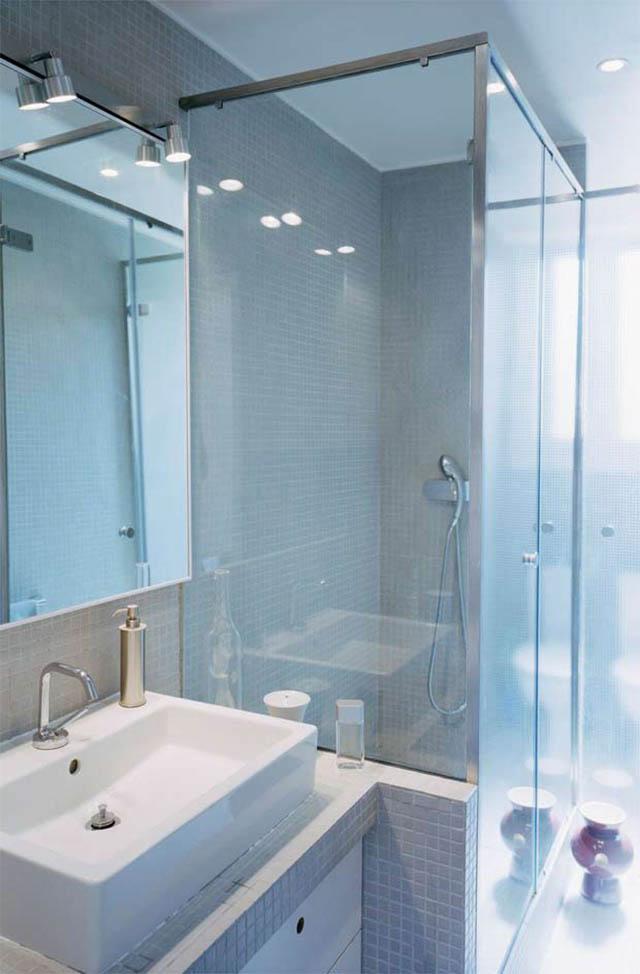 open concept loft bachelor apartment with hanging bedroom ecdm valentin 5 Unique Loft Space with Hanging Bedroom