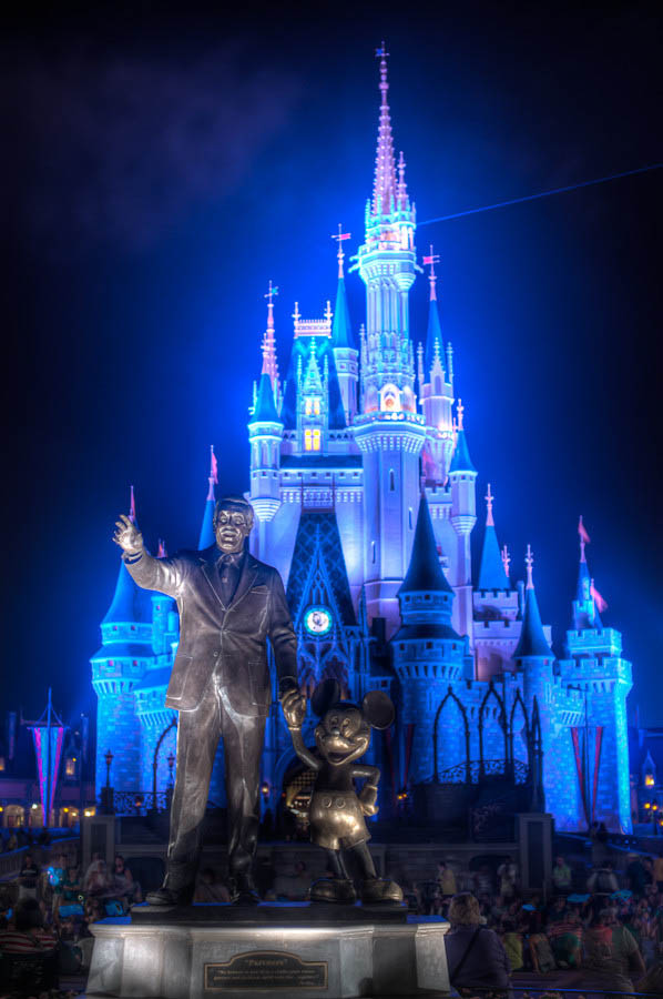 partners walt disney world florida Incredible Architecture Photography by Dave Wilson