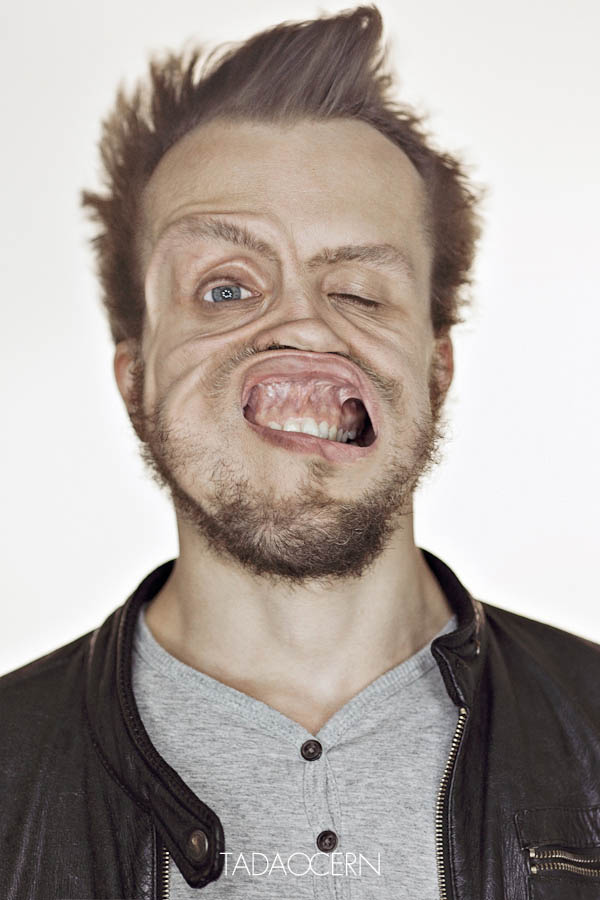 portraits of faces blasted with wind tadao cern 4 Portraits of Faces Blasted with Wind