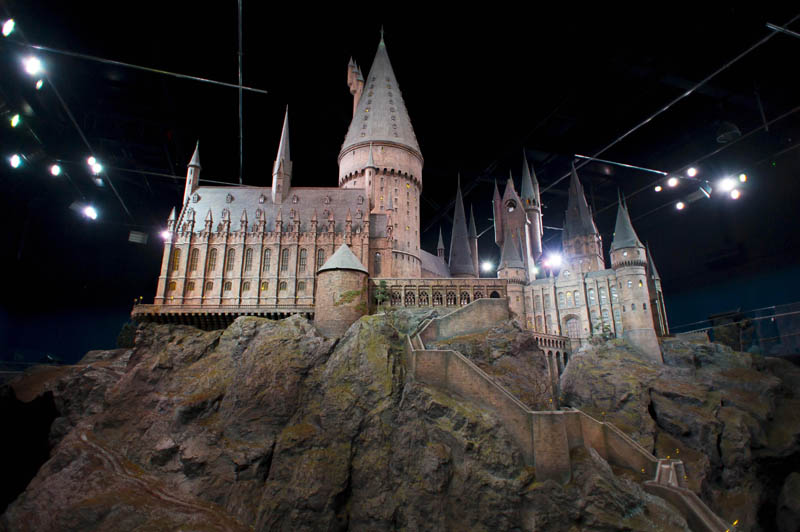 real life hogwarts castle scale model 3 The Real Life Hogwarts Castle Revealed