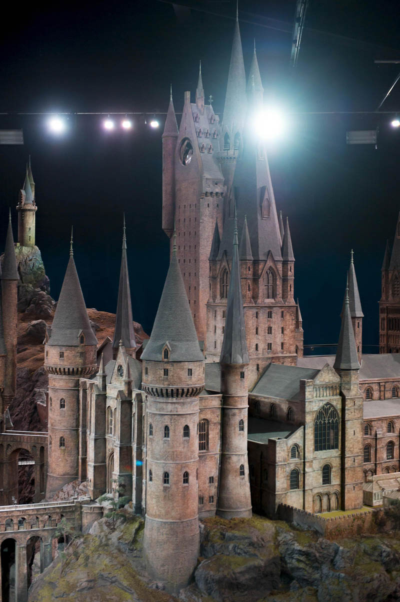 real life hogwarts castle scale model 5 The Real Life Hogwarts Castle Revealed