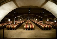 Picture of the Day: The Robert Mondavi Wine Cellar in Napa Valley