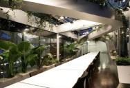 Amazing Rooftop Boardroom with Panoramic Indoor Garden
