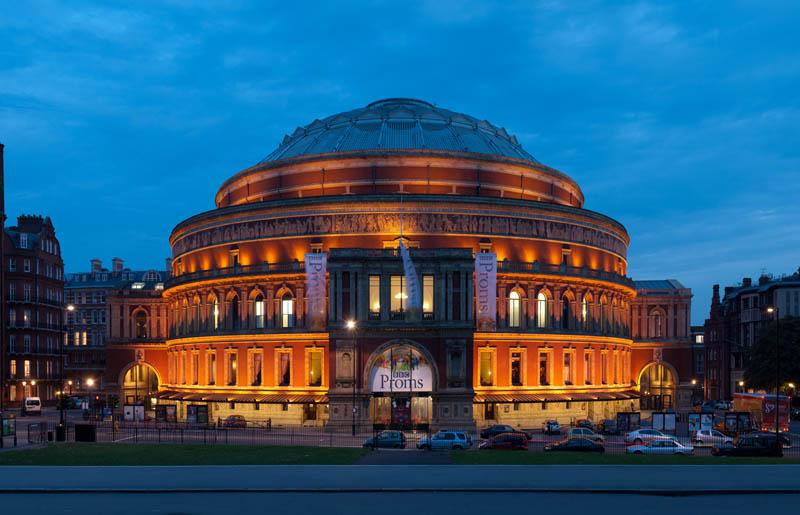 royal albert hall london 25 Incredible Concert Halls Around the World