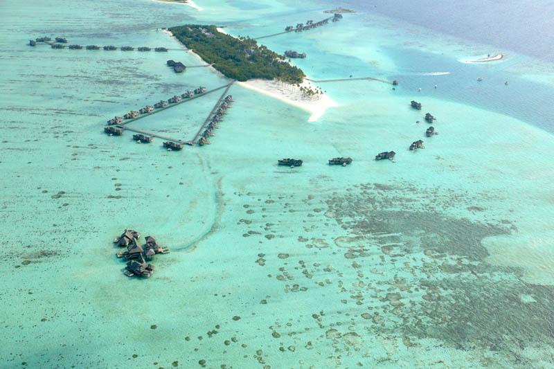 soneva gili maldives resort six senses 2 The Amazing Stilt Houses of Soneva Gili in the Maldives