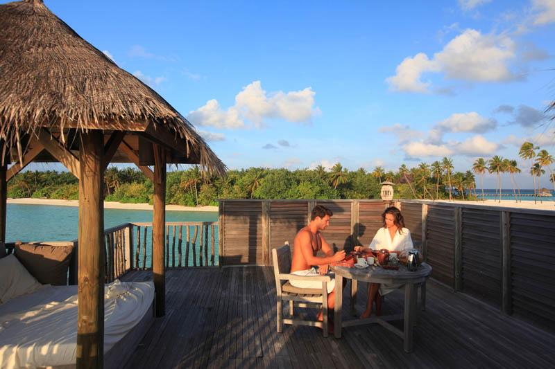 soneva gili maldives resort six senses 4 The Amazing Stilt Houses of Soneva Gili in the Maldives