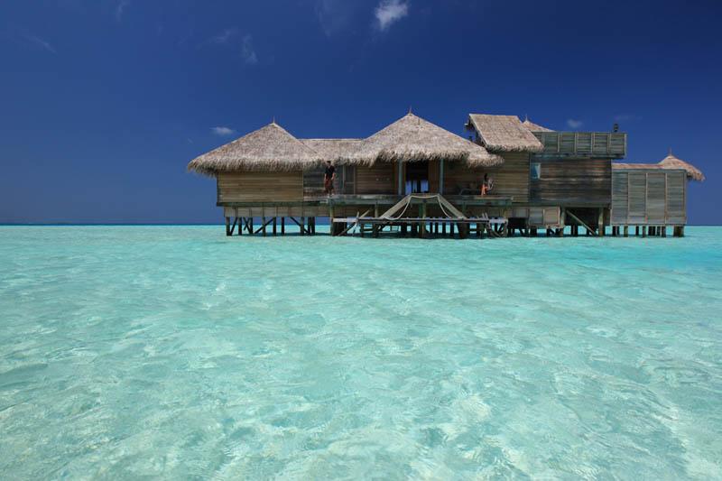 soneva gili maldives resort six senses 5 The Amazing Stilt Houses of Soneva Gili in the Maldives