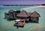 The Amazing Stilt Houses of Soneva Gili in the Maldives