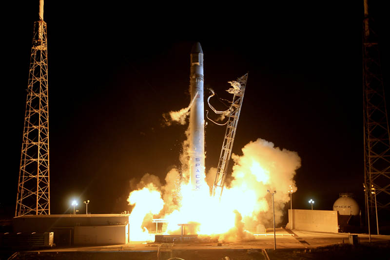 spacex falcon 9 launch may 22 2012 The Historic SpaceX Mission