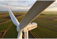 Picture of the Day: Standing Atop a Wind Turbine
