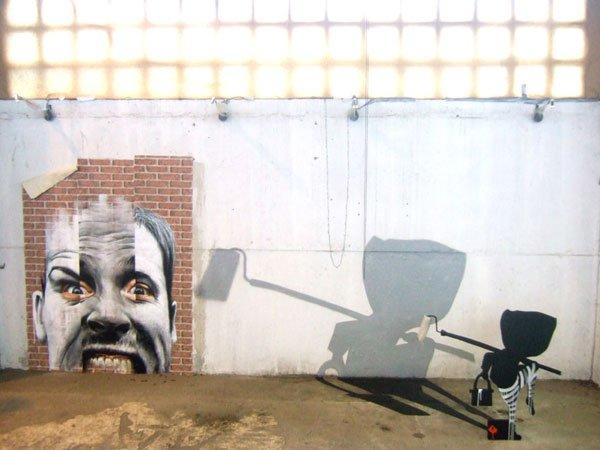 tasso street art ta55o 7 The Amazing Street Art of Tasso