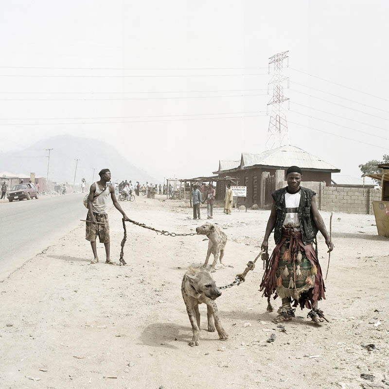 the hyena and other men pieter hugo 13 The Hyena Handlers of Nigeria