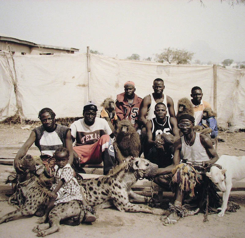 the hyena and other men pieter hugo 9 The Hyena Handlers of Nigeria